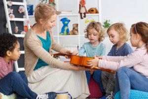 Квалитетна комуникација со децата
