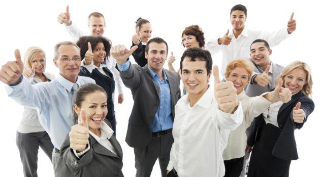 Колку Вашите вработени се задоволни